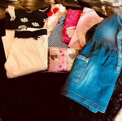 Girls Age 1.5 - 2 Years Clothes Bundle Some Designer x 8