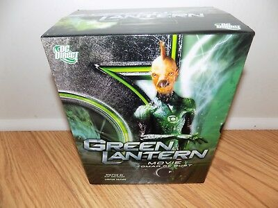 DC Direct Green Lantern (Movie): Tomar Re Bust Statue - BRAND NEW IN BOX