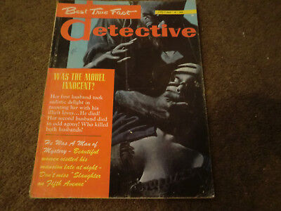 Best True Fact Detective Magazine (american) July 1967