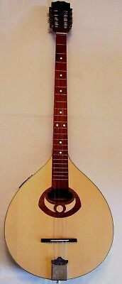 Beautiful sounding Electro Acoustic Bouzouki in good playing order and condition