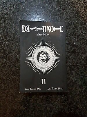 deathnote black edition II contains volumes 3 and 4