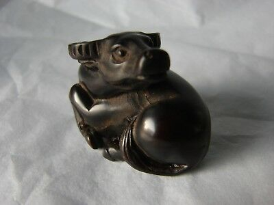 Netsuke Water Buffalo ?