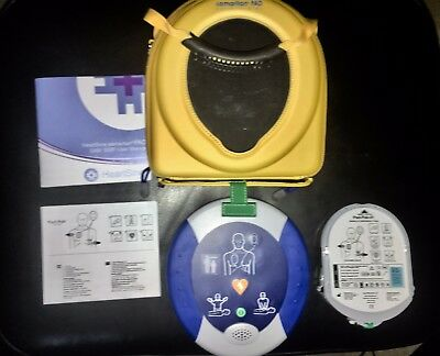 Heartsine Samaritan SAM 300P AED, 2021 Battery/ Pad/pak- Exp: Oct. 2021