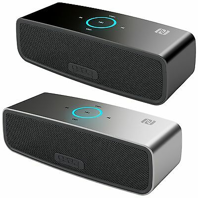 Gear4 Portable Wireless Stereo Bluetooth Speaker With NFC & Speakerphone