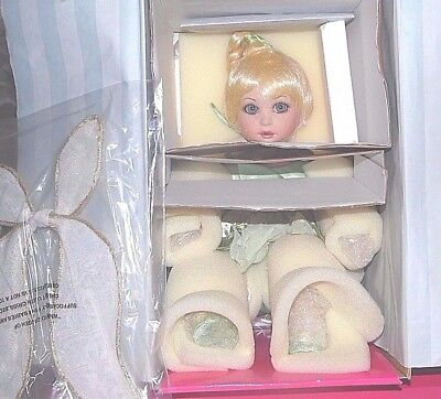 """Marie Osmond ~ Disney ~ """" Baby Tinker Bell """" 12 Inches ~Nrfb ~Adorable"""