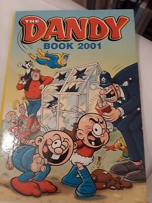 The Dandy Book 2001
