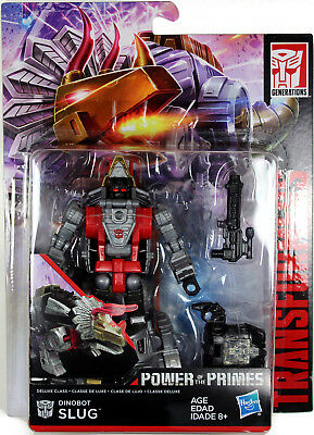 Transformers ~ DINOBOT SLUG ACTION FIGURE ~ Deluxe Class ~ Power of the Primes
