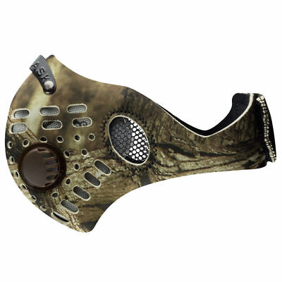 RZ Mask M1 Mossy Oak Break Up Infinity Air Filtration Adult XL Protective Masks