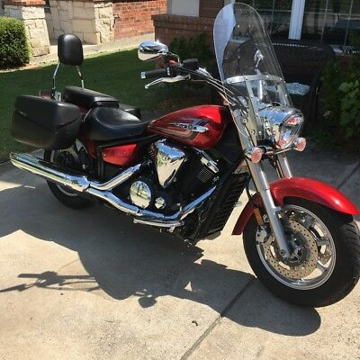 2014 Yamaha V Star  2014 Yamaha V-Star 1300***STEAL