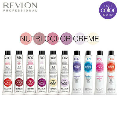 Revlon – Colore Istantaneo Nutri Color Professional Creme Tubo 100 ml Varie C...