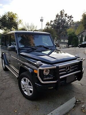 2014 Mercedes-Benz G-Class G 550 No Reserve - G Wagon With Certified Pre-Owned warranty