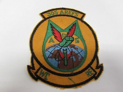Post WWII U.S. 305th AREFS squadron patch
