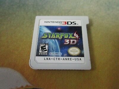 Star Fox 64 3D - Nintendo 3DS - Free Shipping!