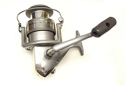 a9bd4ff5216 Daiwa Opus Left/Right Hand 3.4:1 Heavy Action Spinning Fishing Reel - OP6000