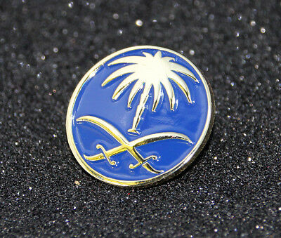 Pin SAUDIA Saudi Airlines golden metal Pin for Crew, Pilots, Ground Staff سعودية