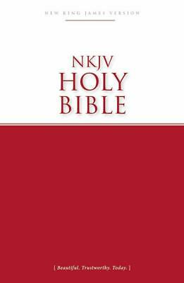 NEW NKJV Economy Bible By Thomas Nelson Paperback Free Shipping