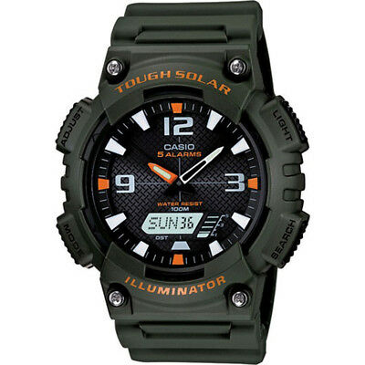 Casio Ana Digi Solar Watch