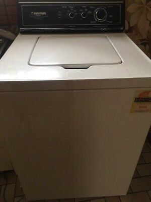 Kleenmaid Top Loader Washing Machine/Speed Queen/Commercial heavy duty 7Kg USA