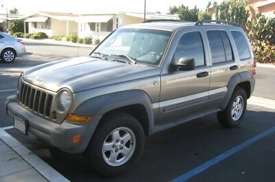 2007 Jeep Liberty  2007 Jeep Liberty Sport 4WD - very low miles!!!