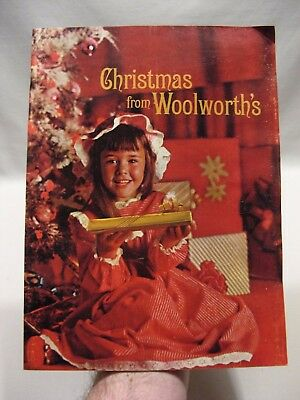 1960's Woolworth's Christmas Catalog - Canada - Toys, Tonka, Games, Clothes+++!!