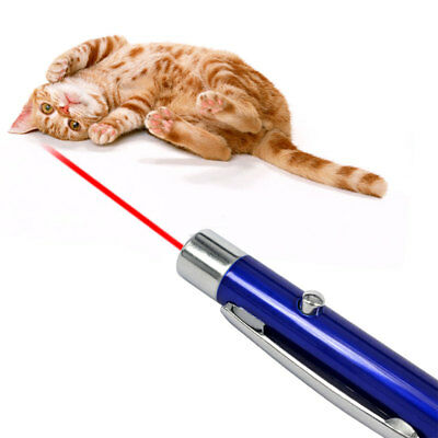 650nm 5mW Red Light Laser Pointer Pen Continuous Line Visible Beam Presentation