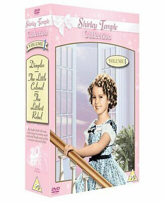 Shirley Temple Collection: Volume 2 [DVD] - DVD  8EVG The Cheap Fast Free Post