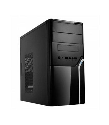 Box Mini-tower Micro ATX with Source Power B-Move BMTHYRA 500W Black NOVED