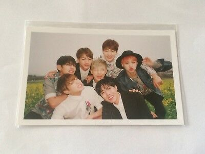 BTS // HYYH In The Mood For Love Part 1 GROUP Photocard