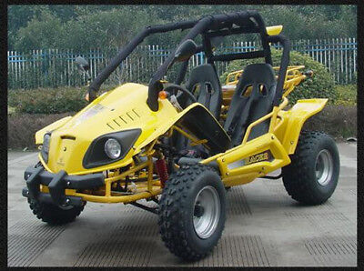 GO KART DUNE BUGGY 147cc AIR COOLED ENGINE SPECIAL PRICE SALE FREE SHIPPING