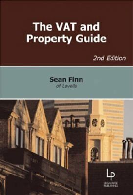 The VAT and Property Guide by Finn, Sean Paperback Book The Cheap Fast Free Post