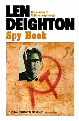 Spy Hook by Deighton, Len Book The Cheap Fast Free Post