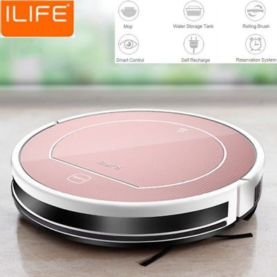 ILIFE V7S Pro Aspiradoras Smart Vacuum Cleaner Home Auto Cleaning Robot Limpieza