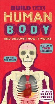 How to Build a Human Body by Richard Walker 9781848777507 (Hardback, 2012)