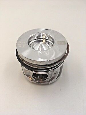 RENAULT CLIO KANGOO 1.5 DCI K9K ENGINE PISTON WITH RINGS PIN 25 mm WITH OUT PIN
