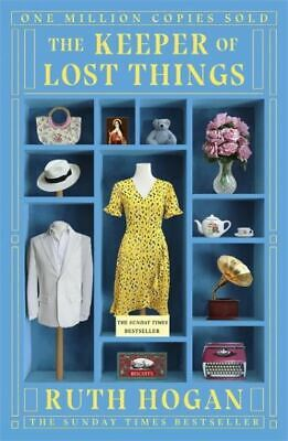 The keeper of lost things: The feel-good Richard & Judy Book Club 2017