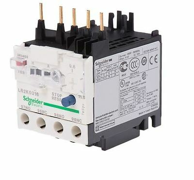 Schneider LR2K0316 Thermal Overload Relay, 8-11.5A, 100W, 250Vdc, 690Vac