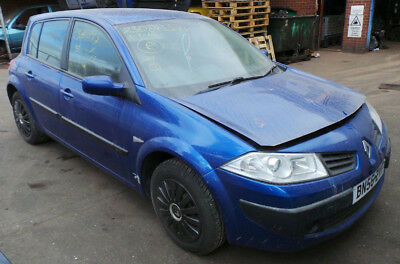 Renault Megane II PH2 06-08 2.0 DCI Engine Parts Panels Breaking Spares