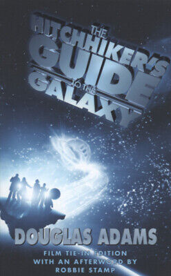 The hitchhiker's guide to the galaxy by Douglas Adams (Paperback)