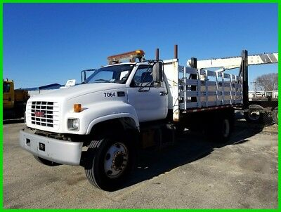 2000 GMC 8500 Used Stake Bed