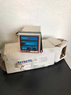 SYNATEL PMD3/OSS Safety Relay Module - 110/230VAC - NEW in BOX