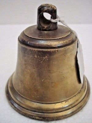 BRASS Bell - Marine / Religion / Spiritual - FREE SHIPPING (1787)