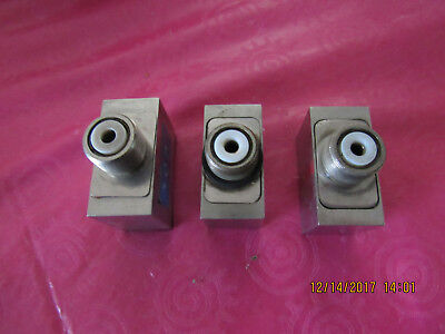 3 used Ultrasonic transducers. Look and read description.