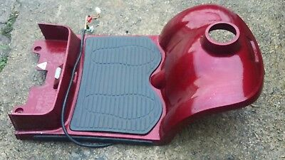 Days Strider 4mph Mobility Scooter Front Plastics Bumper  Spare Parts tot rod