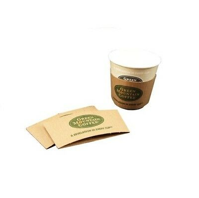 Green Mountain Coffee Cup Sleeves - Rsk-20/rsw-20 (1200/case)