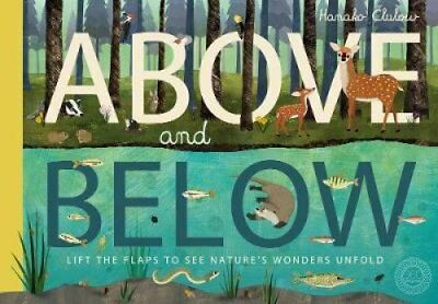 Above and Below by Patricia Hegarty 9781848576070 (Paperback, 2017)