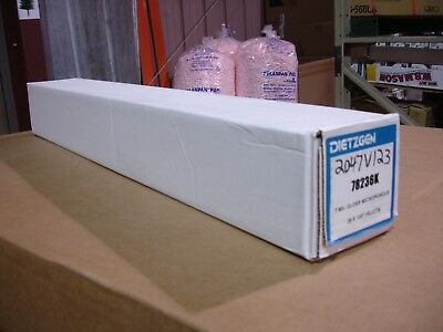 "Dietzgen 78236K Microporous Photo Gloss Paper, 36"" x 100', 7 mil, 2"" core"