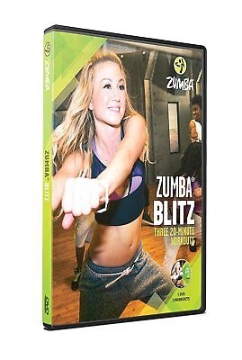 Zumba Workout Dance Sport Fitness Concert Live DVD/CD For Weight Loss
