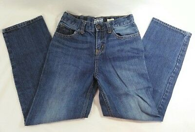 Size 10 Regular Osh Kosh B Gosh Kids Denim Straight Leg Blue Jeans