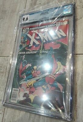 X-Men #115. CGC 9.6 NM+ Just Graded!! White Pages!! Xmas Delivery!!