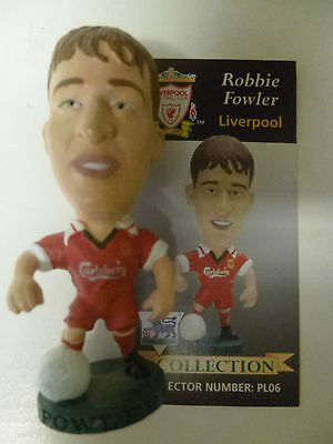 Corinthian - Robbie Fowler - Liverpool - PL 06 - Exc Condition - Loose With Card